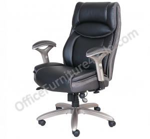 serta big and tall office chair serta outlet smart layers jennings super task big and tall chair blackslate