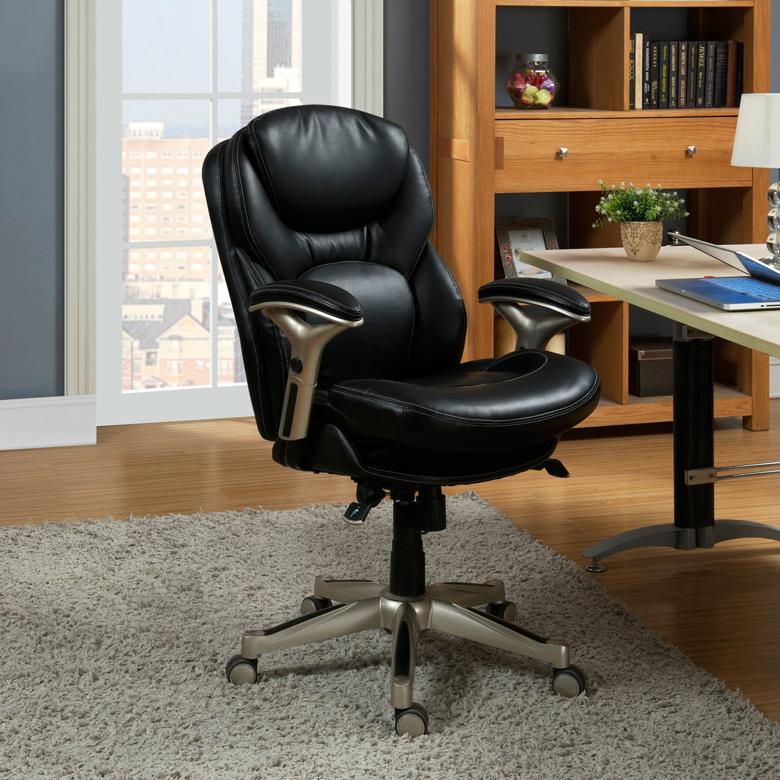 serta desk chair master:mill