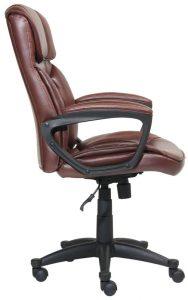 serta desk chair s l