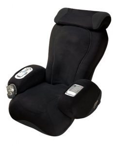 sharper image massage chair f