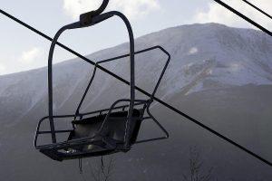 ski lift chair an empty chair lift at a ski resort tim laman