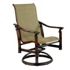 sling chair replacement bon air swivel rocker