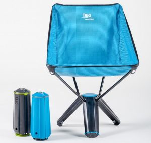 smallest camping chair treo chair
