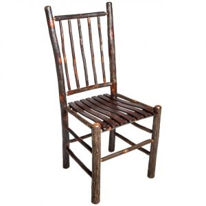 spindle back chair l