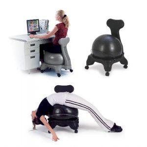 stability ball chair wxohrll