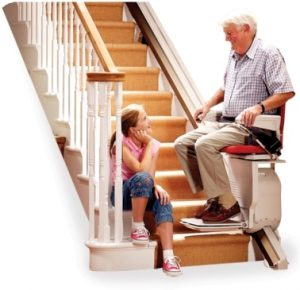 staircase chair lift cost chair lift for stairs