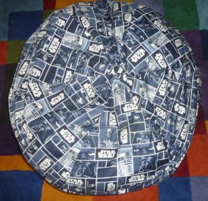 star wars bean bag chair il xn xs