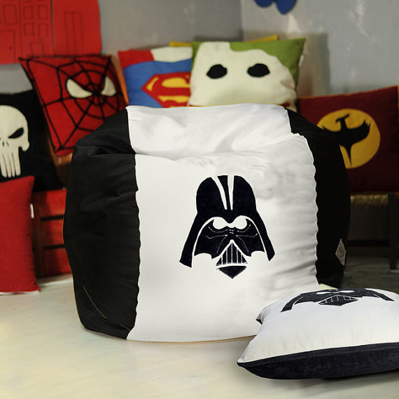 star wars bean bag chair