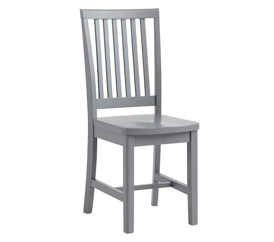 stationary desk chair