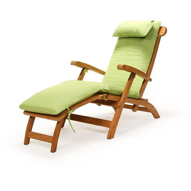 steamer chair cushions