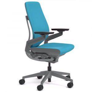 steelcase gesture chair steelcase gesture high back desk chair