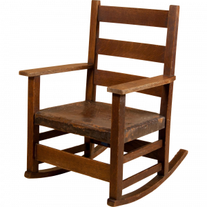 stickly rocking chair l