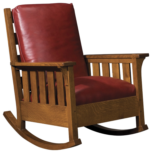 stickly rocking chair