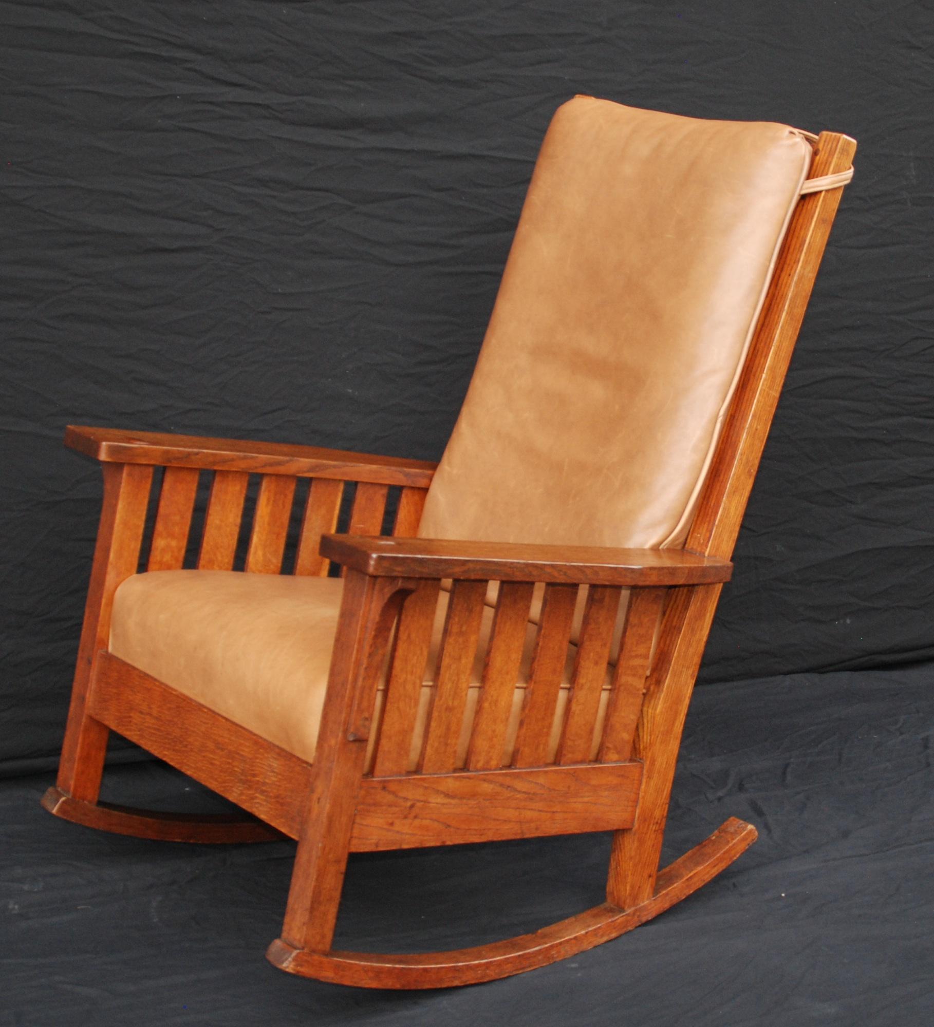 stickly rocking chair