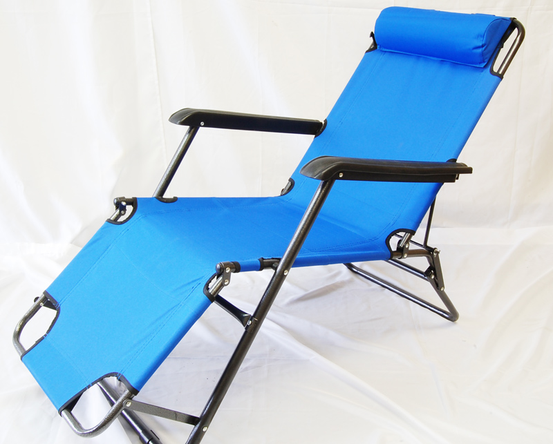 sunning lounge chair