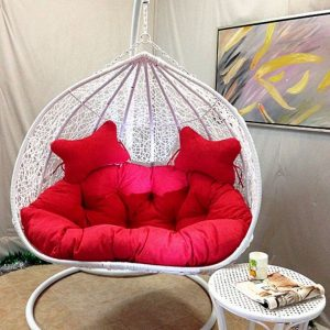 swing chair for bedroom red loveseat bedroom swing chair