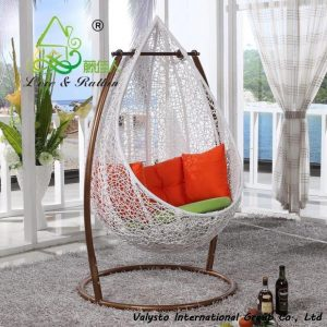 swing chair indoor rattan hanging basket swing indoor hanging chair rattan chair swing cradle wrought iron