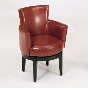 swivel accent chair armen living lcarswre