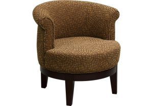swivel accent chair ot acc eban~eban brown swivel accent chair
