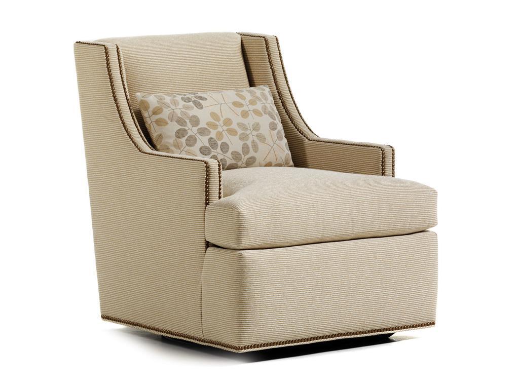 swivel chair living room