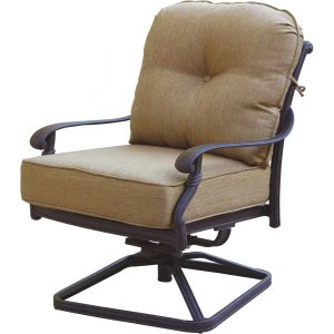 swivel rocker chair c