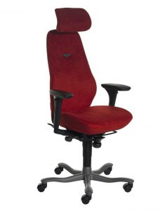 tall desk chair tall red desk chair with headrest and arms x