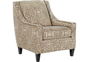 taupe accent chair lr chr sidneyroad~cindy crawford home sidney road taupe accent chair