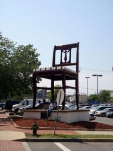 the big chair chair anacostia