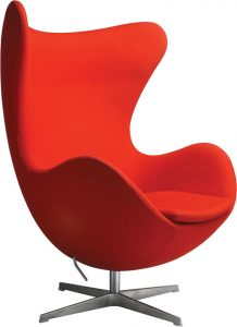 the red chair red chair high back l