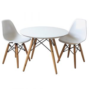 toddler chair and table sets table chair set white modern natural wood