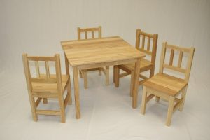 toddler chair and table sets wood toddler table and chair set