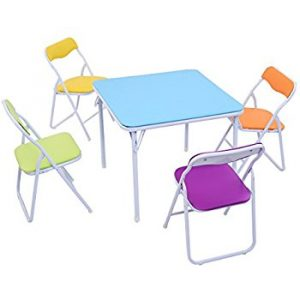 toddler folding table and chair akovfsl sl ac ss