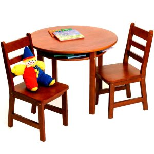 toddler table and chair childrens table and chairs set cherry