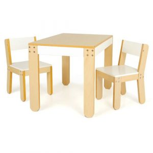 toddler table and chair pkfftcwht
