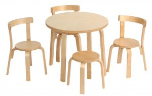 toddler table and chair play with me natural hr