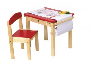 toddlers chair and table set toddler art table and chair set