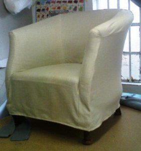 tub chair slipcover dsc