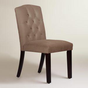 tufted dining chair xxx v