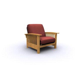 twin futon chair chair futon