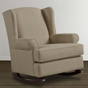 upholstered rocking chair s