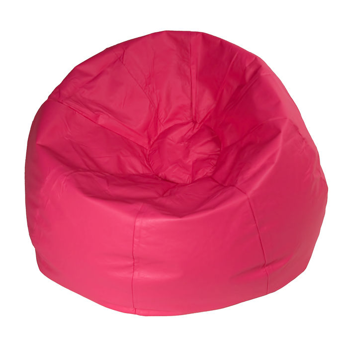 vinyl beanbag chair