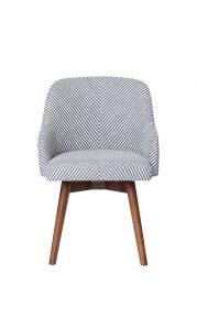 westelm desk chair west elm saddle office chair painted stripe