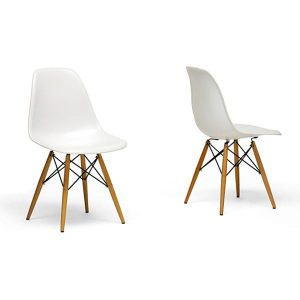 white chair with wooden legs wood leg white accent chairs set of e b edd bdeebcbc