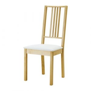 white dining chair covers borje chair pe s