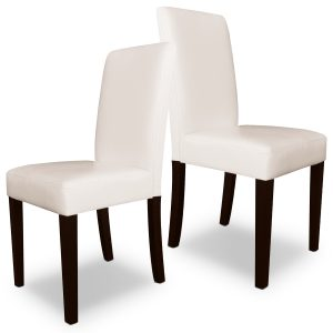 white dining chair white dining chairs