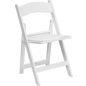 white folding chair white resin plastic folding chairs