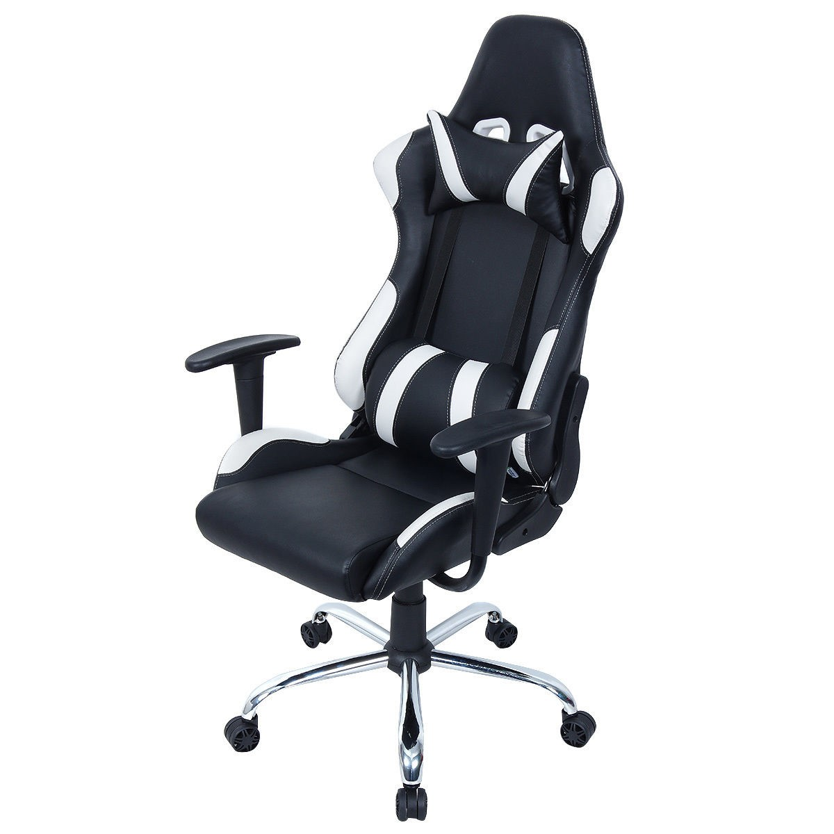 white gaming chair ecdcaaebeedeb