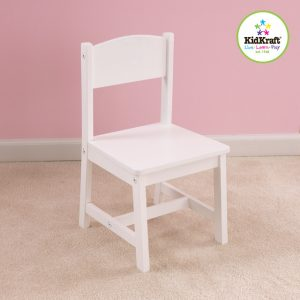 white kids chair traditional kids chairs