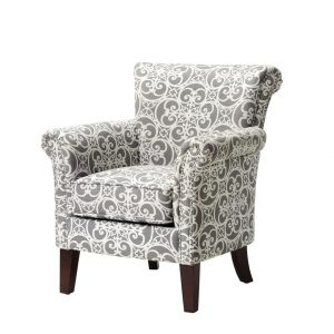 white tufted chair ol fpf