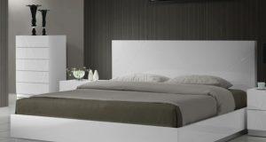 white upholstered chair naple white bed